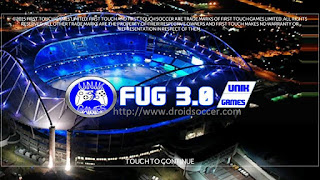 FTS Mod FUG 3.0 by UNIK GAMES Apk + Data Obb