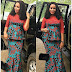 Mixed Ankara And Lace Styles For African Ladies 2018