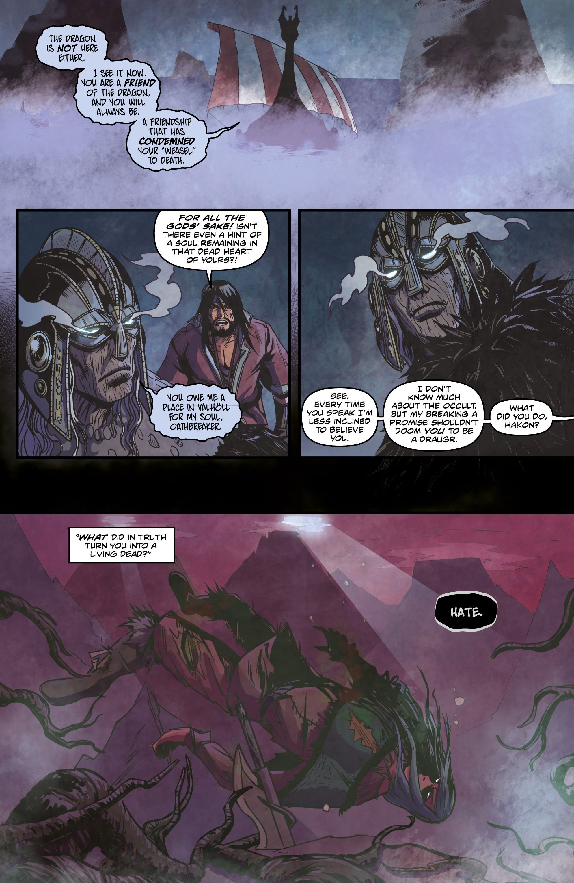 Read online Rogues! (2014) comic -  Issue #4 - 21