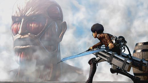 Descargar Attack on Titan Wings of Freedom full para pc