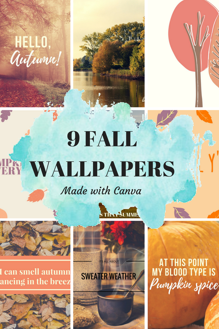 9 fall wallpapers