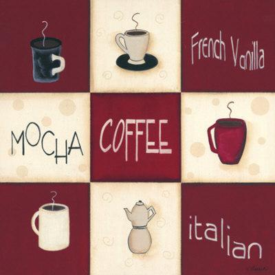 Coffee Nine Patch II