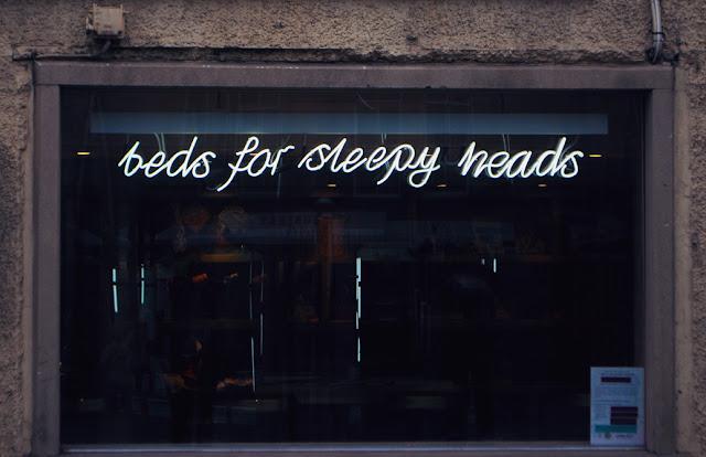 Beds for sleepy heads - Sleep Hygiene