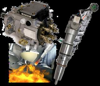 Injecteur de carburant diesel