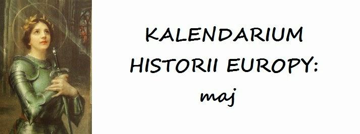 ii wojna światowa w europie kalendarium