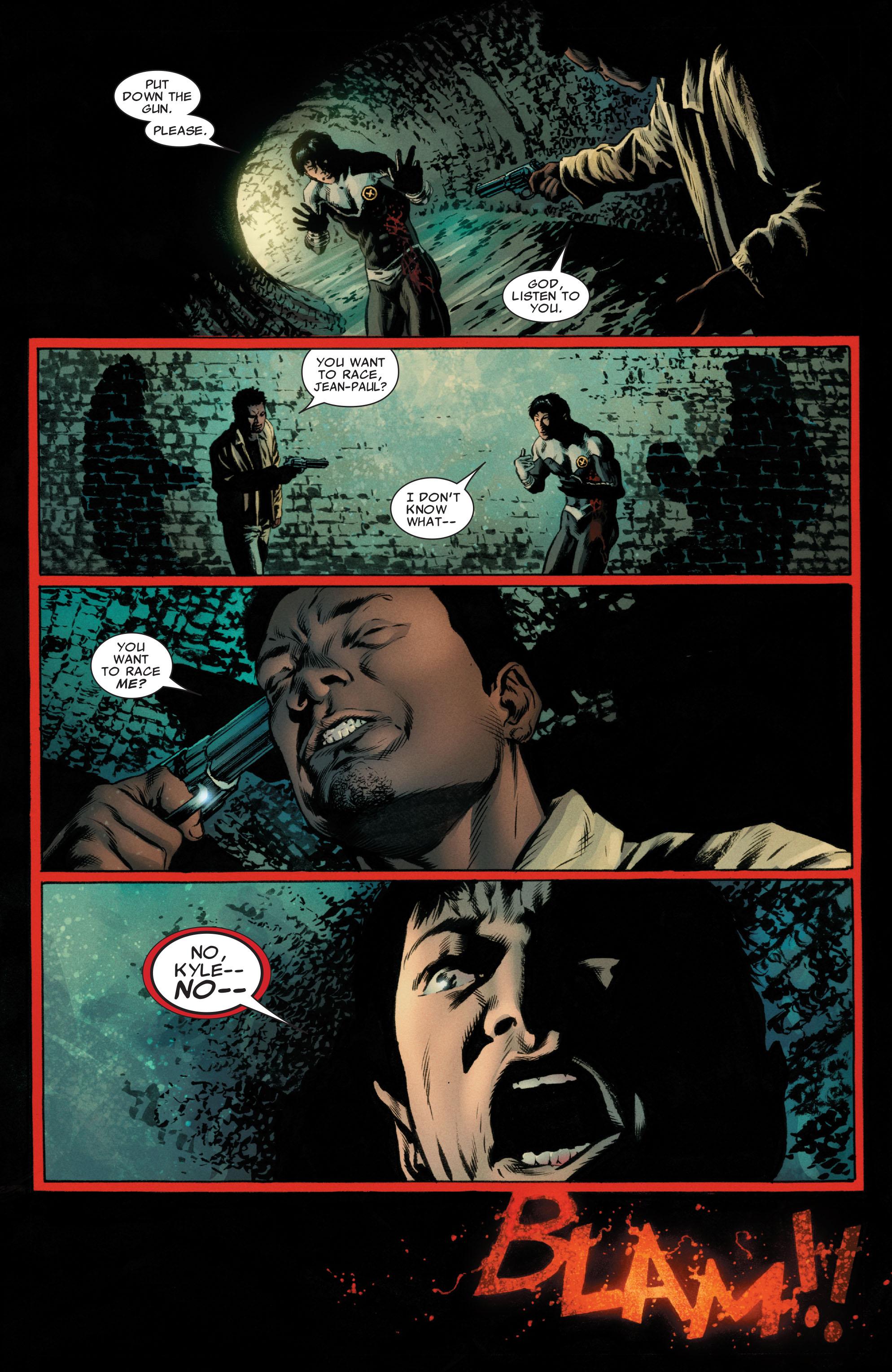 Read online Astonishing X-Men (2004) comic -  Issue #49 - 5