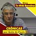 CRÔNICA DE GUTO DE PAULA: O PORTA VOZ.