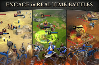 Age of Empires : World Domination v1.0.3 Mod APK-3