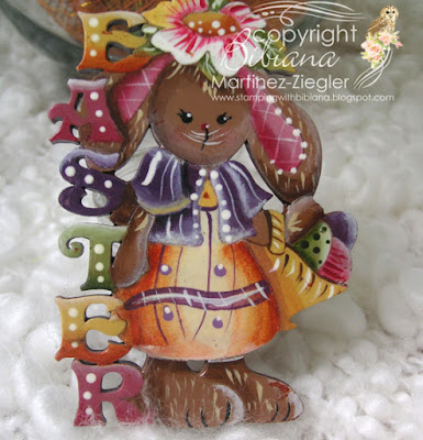 easter bunny pins chocolate