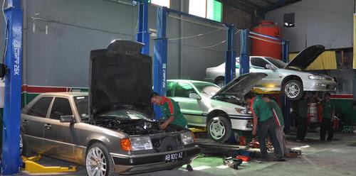 Info Daftar Alamat Dan Nomor Telepon Bengkel Mobil Di Padang