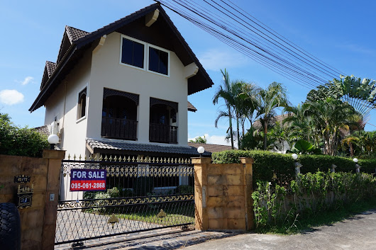House For Sale in Naiharn/Rawai - Phuket - Thailand