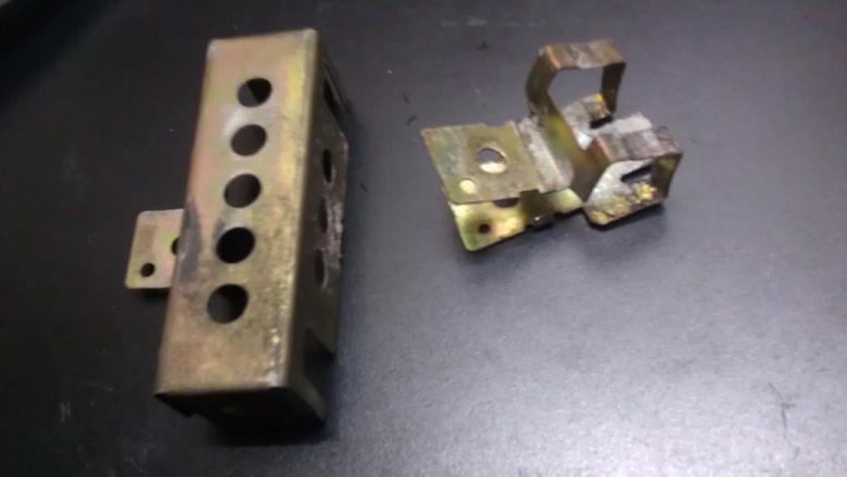 powder coating fan resistor housing