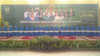 Open house bersama Pemko Batam