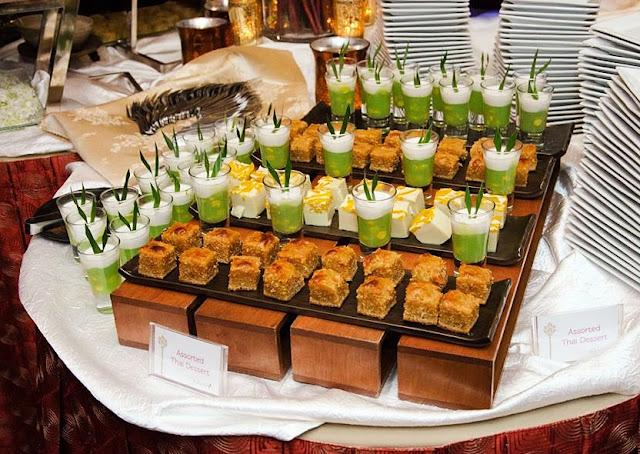Delicious Thai Dessert