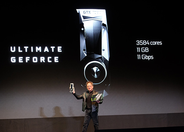 NVidia GeForce GTX 1080 Ti Terbaru