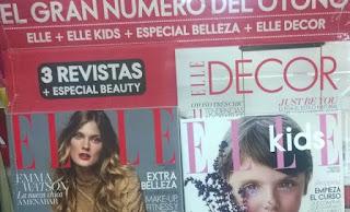 Regalos de las revistas de Octubre 2015