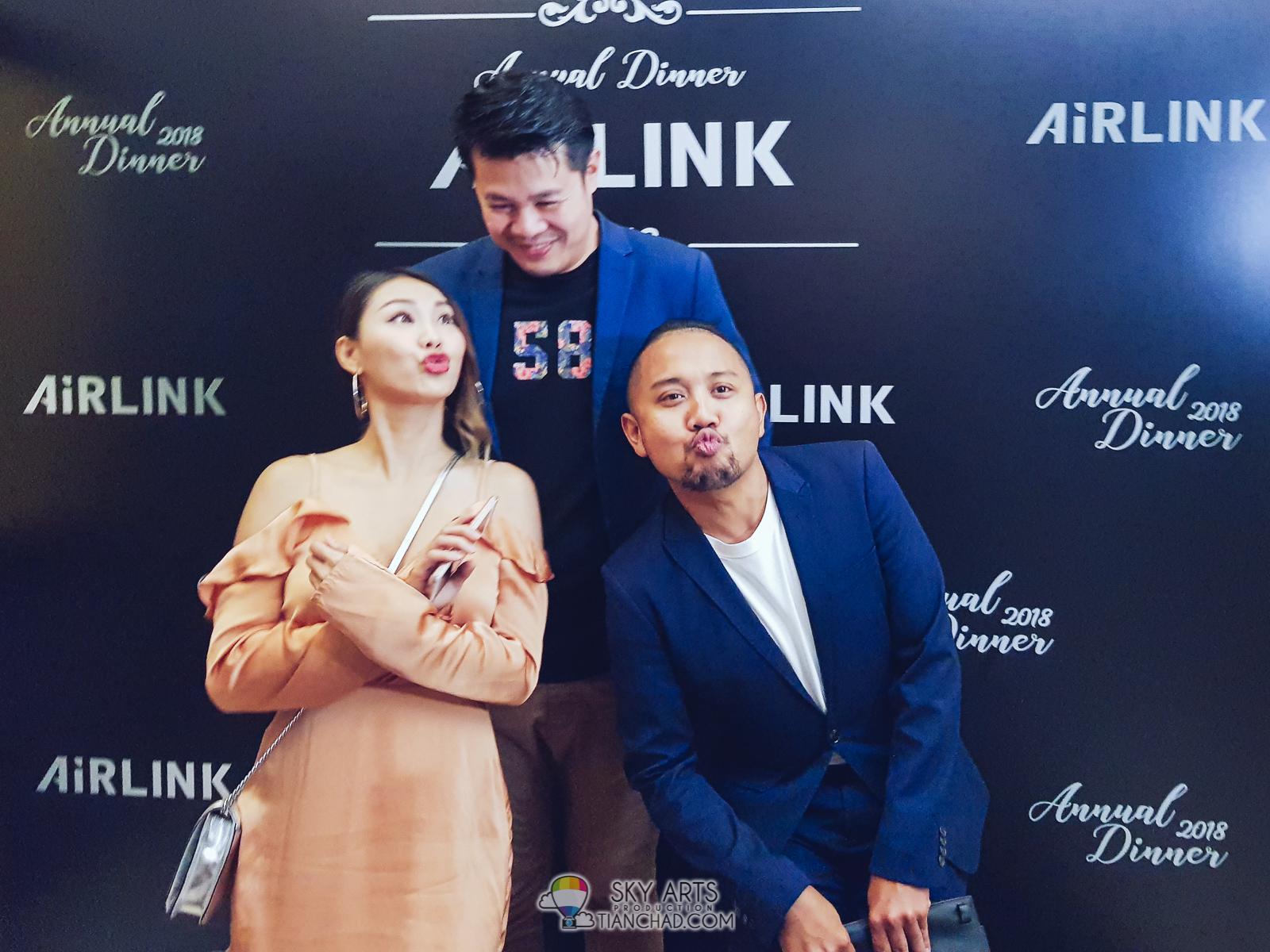 Airlink Annual Dinner 2018 @ Chuai Heng Banquet Hall #XINHAI