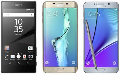 Özelliklerine Göre En iyi 2015 Android Telefonlar