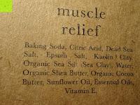 muscle relief Inhaltsstoffe: Badekugeln Geschenkpackung - 6 grosse Bio Badenbomben pro Packung - Einzigartige, luxuriöse und sprudelnde Kugeln - die ideale Geschenkidee - Hergestellt in den USA (Beauty by Earth)
