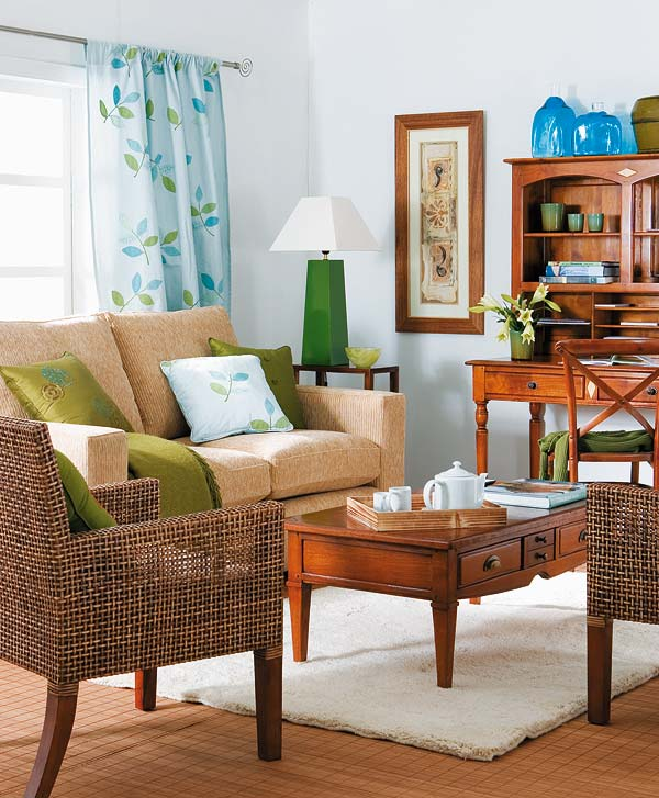 casual living room design.  15 Cool Casual Living Room Designs