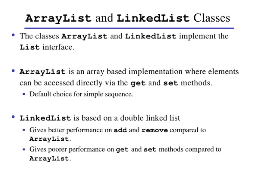 top 20 java arraylist interview questions answers java67