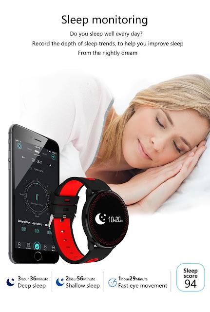 Cf007 smartband