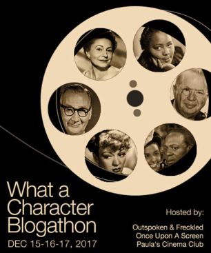 2017 What a Character! Blogathon