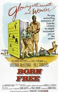 Born Free (1966) Dual Audio Hindi 300mb Download BluRay 480p