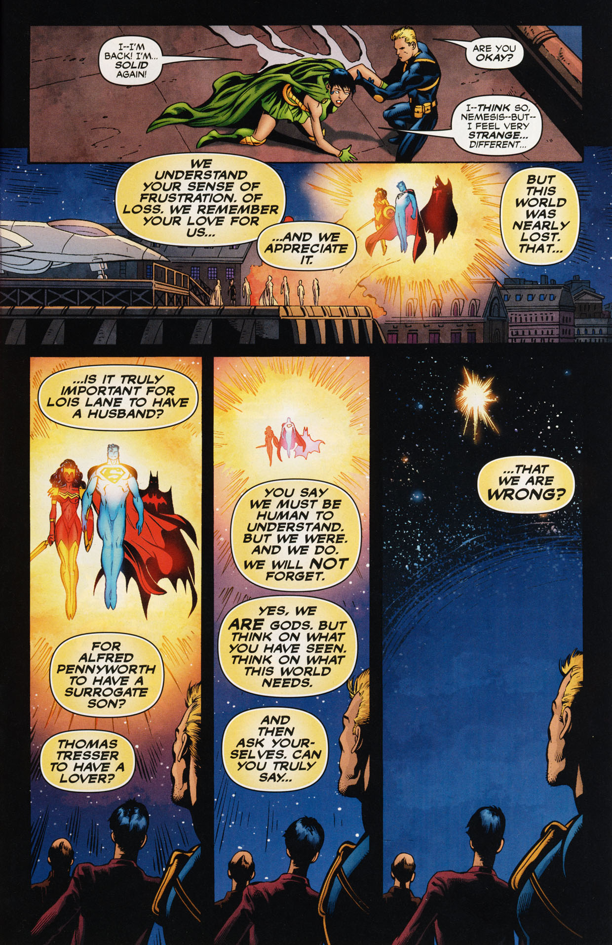 Read online Trinity (2008) comic -  Issue #44 - 23