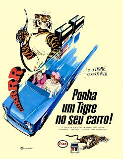 propaganda Esso - 1970; os anos 70; história da década de 70; história anos 70; propaganda década de 70; Brazilian advertising cars in the 70s; reclame anos 70; Oswaldo Hernandez;