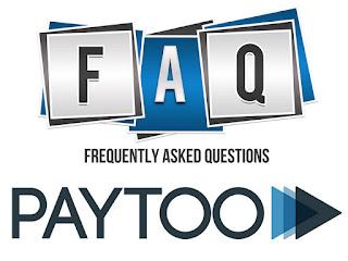 FAQ Paytoo - Pertanyaan Yang Sering di Ajukan Seputar Paytoo