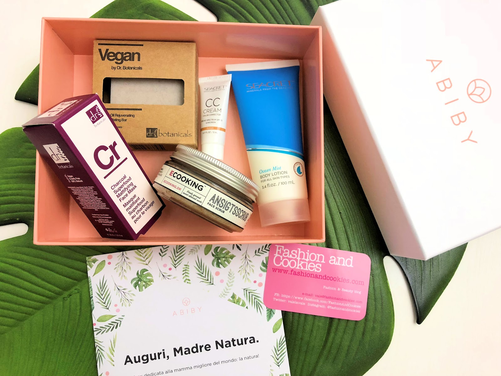 Abiby Beauty Box: bellezza e convenienza su Fashion and Cookies fashion and beauty blog