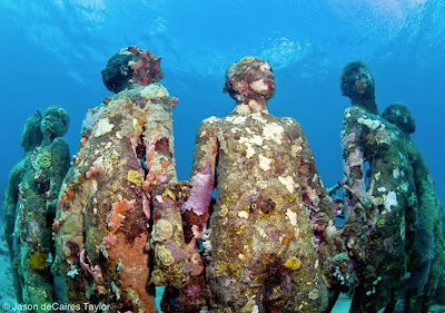 Underwater Museum in Cancun, Mexico image 5