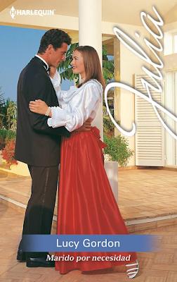 Lucy Gordon - Marido Por Necesidad
