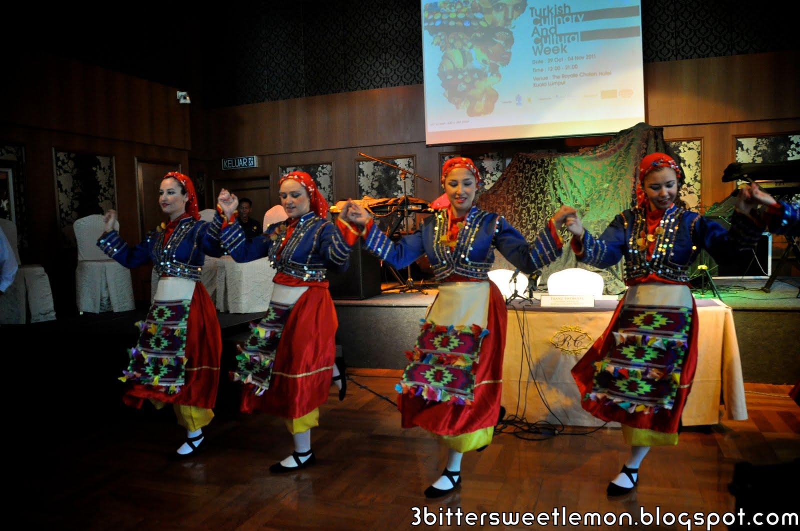 Turkish Culinary And Cultural Week 2011 Missyblurkit