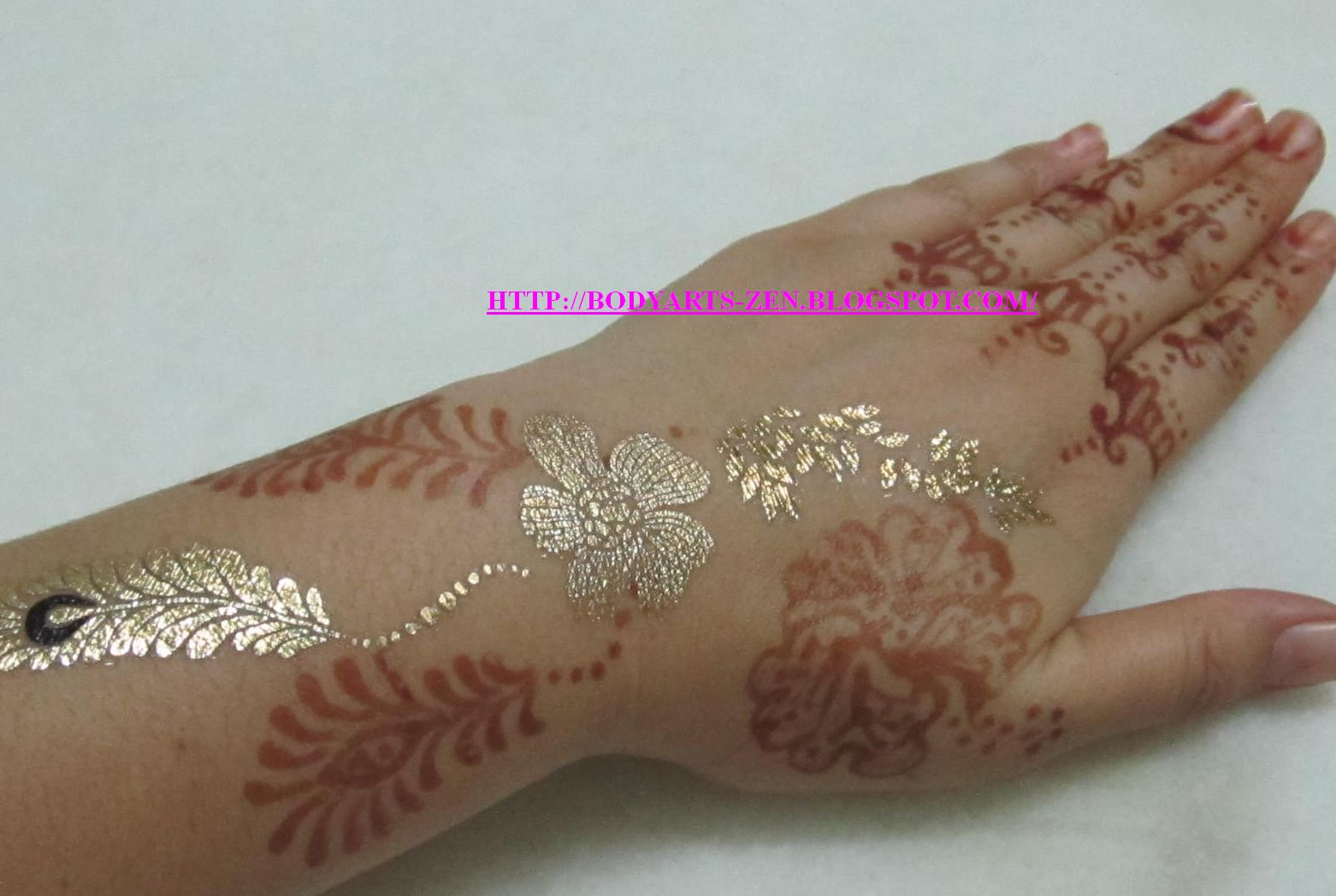 FACE PAINTING KL BODY ART HENNA TATTOO HENNA Tattoo For The