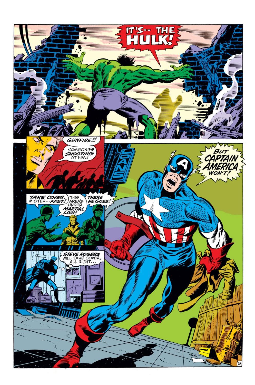 Read online Captain America (1968) comic -  Issue #110 - 4