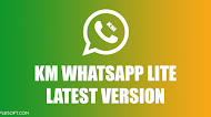 Download KM WhatsApp v8.07 Lite Latest Version