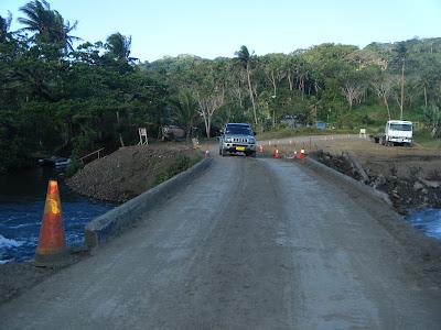 Fijian road