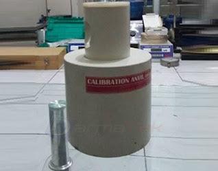 Darmatek Jual ANVILE C-555 Calibration Hammer Test