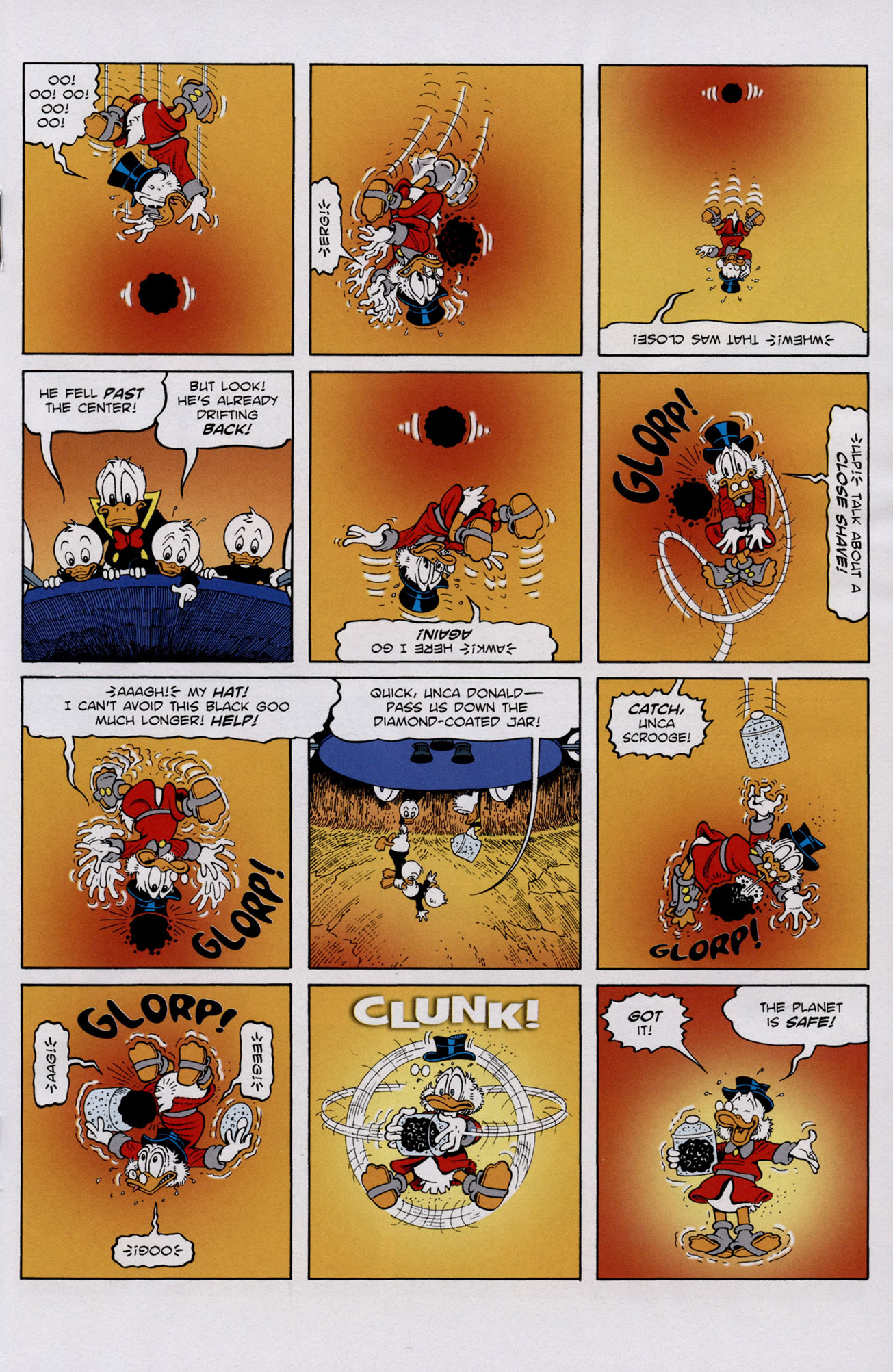 Read online Uncle Scrooge (1953) comic -  Issue #401 - 15