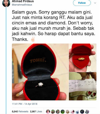 Curhat pria gagal nikahi pacarnya.