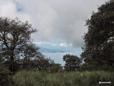 Ajijic y Chapala desde el Cerro García