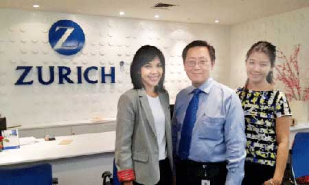 Cara Komplain ke Asuransi Zurich Insurance Indonesia