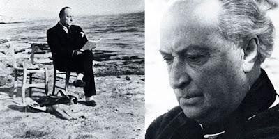 Ἄγγελος Σικελιανὸς (Λευκάδα, 15 Μαρτίου 1884 – Ἀθήνα, 19 Ἰουνίου 1951)