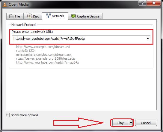 Cara Menonton Video YouTube Melalui VLC Media Player