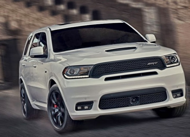 2018 Dodge Durango SXT Review And Release Date