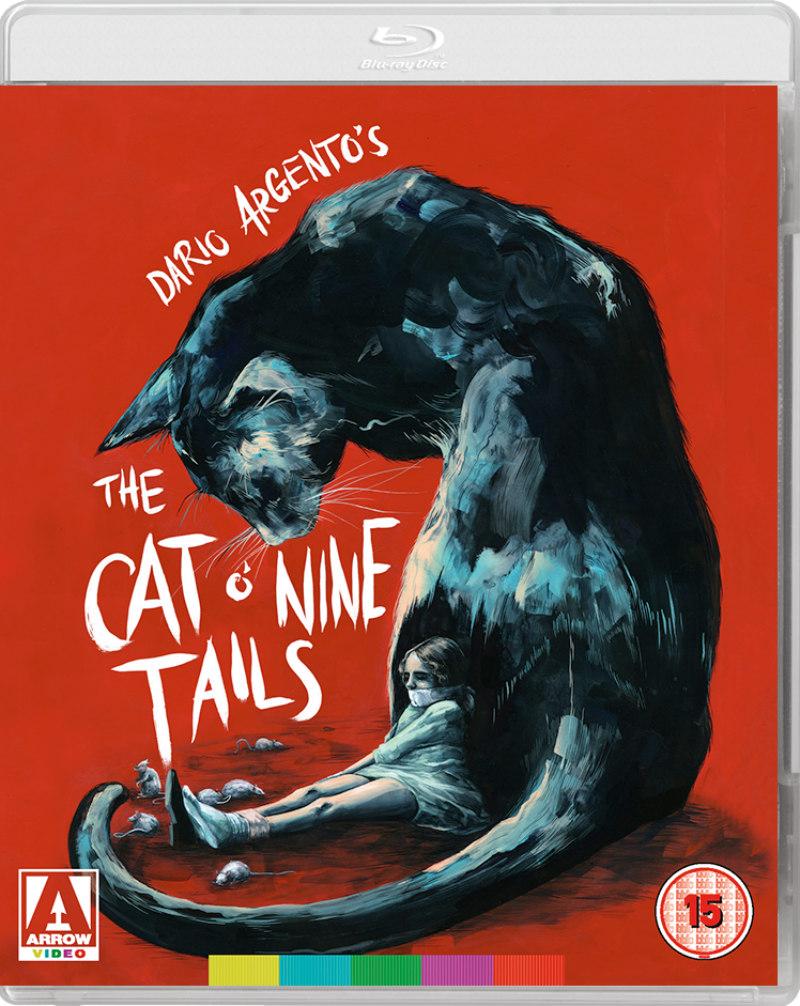 THE CAT O' NINE TAILS arrow video blu-ray