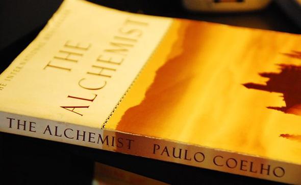 libro de el alquimista de paulo cohelo