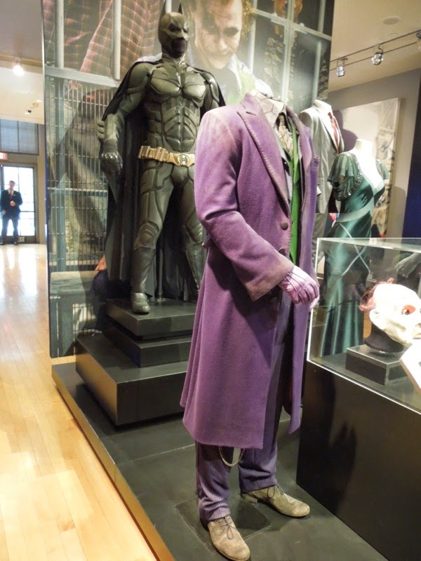 Joker movie costume The Dark Knight